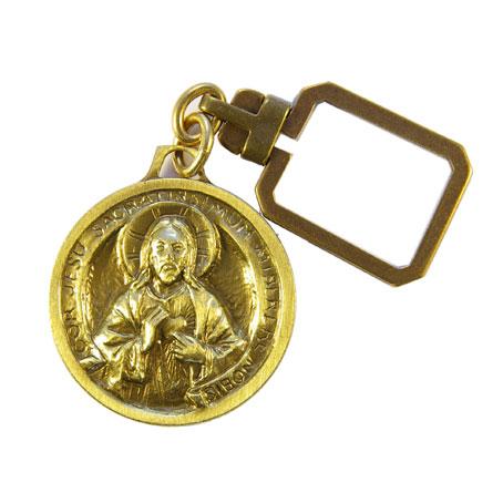 0132PC-Porte-clefs-jesus-christ