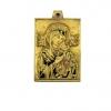 Médaille de berceau : icône de Notre Dame du Perpétuel SecoursMédaille de berceau : icône de Notre Dame du Perpétuel Secours