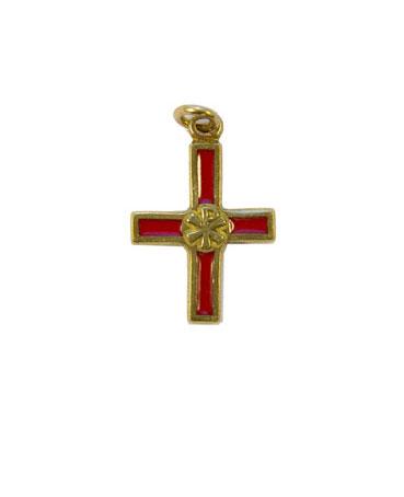 0126-Petite-croix-bijoux-chrisme-rouge-2-8-cm