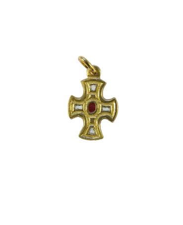 0175-pendentif-croix-bronze-email-blanc-2-4cm