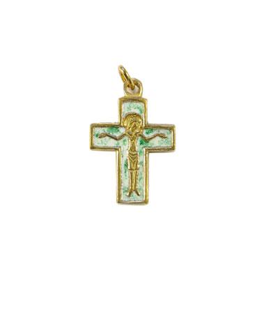 0181-cadeau-communion-croix-christ-blanc-vert-2-6cm