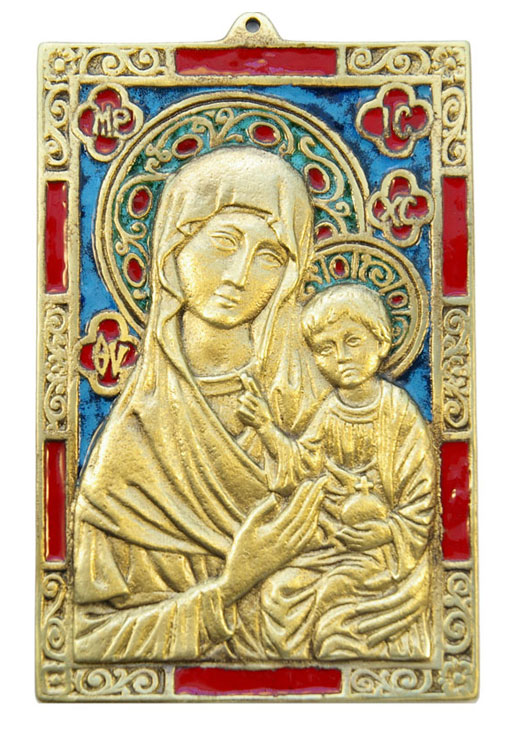 035-Vierge-Enfant-cadre-11×16