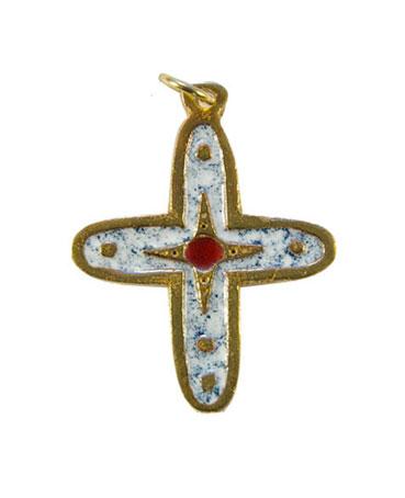 012-bijou-Petite-croix-email-blanc-4-7-cm
