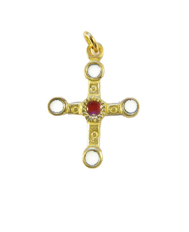0193-cadeaux-religieux-croix-email-blanc-3-4cm