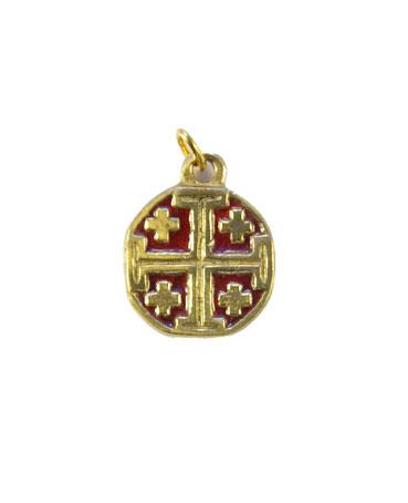 091-Pendentif-croix-Jerusalem-rouge-2-5-cm