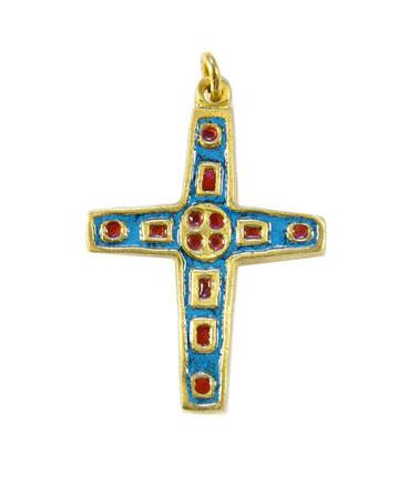 770-bijou-communion-croix-emaux-bleu-4-5cm
