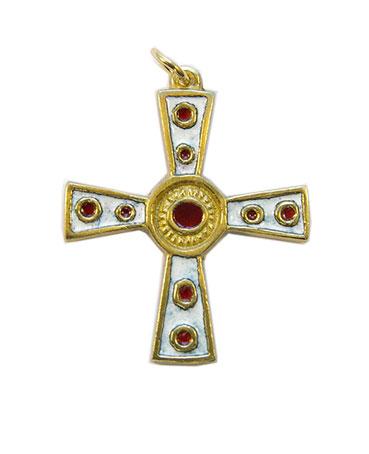 862-croix-celtique-grecque-blanc-5-cm