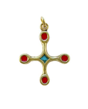 B4-pendentif-religieux-croix-bronze-email-rouge-3-9-cm