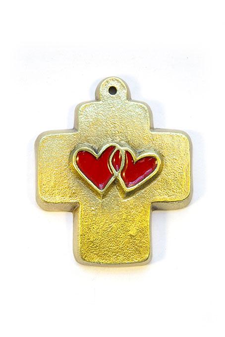 L17-Croix-mariage-2-coeurs-8cm