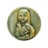 Louis XVII - Médaille en bronze à l'effigie de Louis XVII, l'orphelin du Temple.