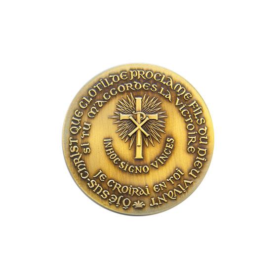 dos-Medaille-historique-Bapteme-Clovis-CL50
