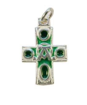 NA0127-bijou-profession-foi-Croix-argent-vert-2-8