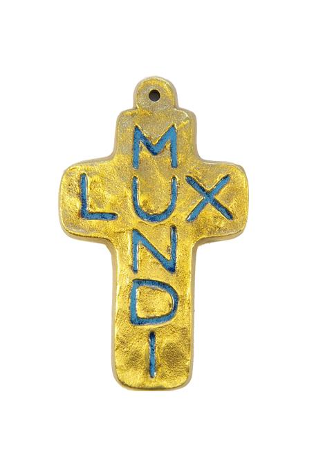 L21-Lux-Mundi-Croix-murale-emaux-bleu-9-5cm