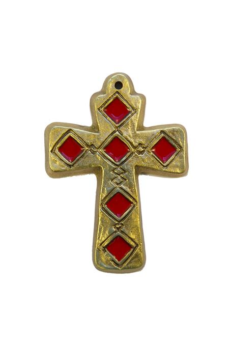 L26-croix-murale-medievale-rouge-9-5cm