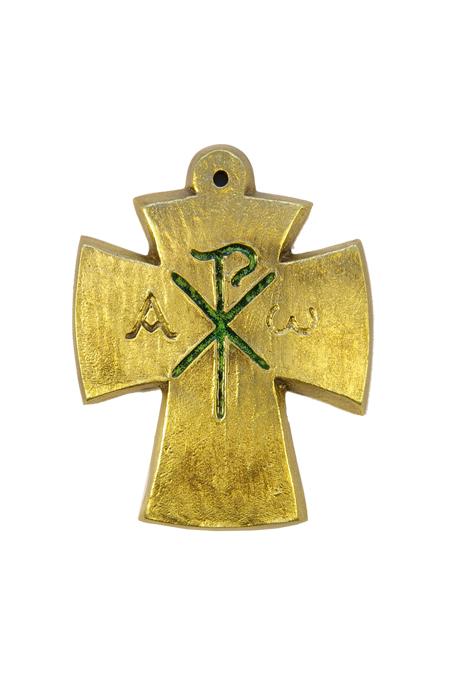 L27-vert-Alpha-Omega-Chrisme-croix-bronze-email-9-4cm