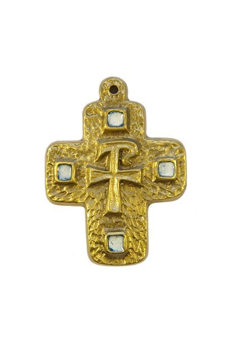 L29-Monogramme-Chrisme-croix-cabochons-blanc-7-8cm