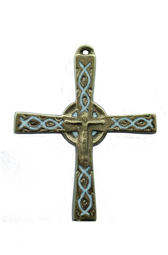 Croix bonze