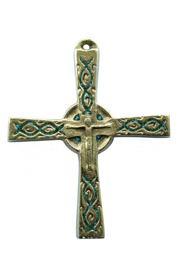 Croix bronze