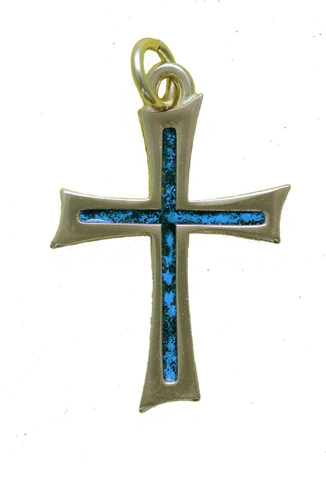 Croix pendentif V14