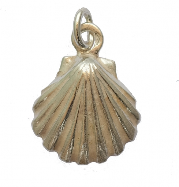 Pendentif NA97 coquille saint Jacques
